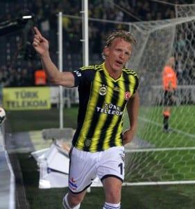 Kuyt Fenerbahce vs Bursaspor